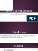 Eros in Content-curation