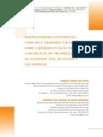 Desenvolvimento Sustentável Consumo e Cidadania (1)