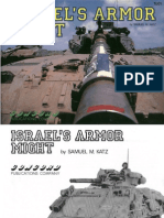 Armor - Israel's armour might