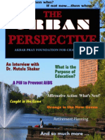 APFFC Urban Perspective 19 August 2014