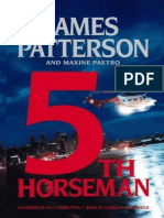 5th Horseman - Patterson, James