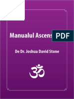 Dr. Joshua David Stone - Manualul Ascensiunii
