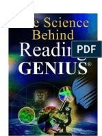 The Science Behind Reading Genius- 3-10-06