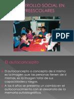 Desarrollo Social Preescolares