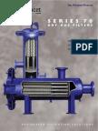 Model 70 Dry Gas Filter