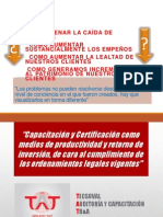 El Mercado Prendario 2014