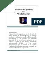Proceso a Fujimori Por Corrupción