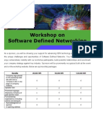 IEEE SDN Workshop Sponsorship Flyer