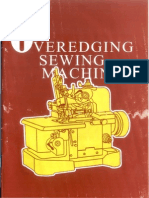 GN1 overlock machine manual in English