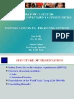 India Power regulations