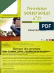 newsletter_soho_solo_n27_décembre09