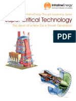 Paper on Supercritical Technology for Power Generation