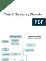Tema 2-Saussure y Chomsky