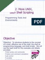 Shell Scripting Presentation