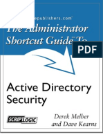 The Administrator Shortcut Guide to Active Directory