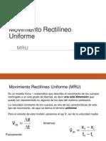 Tema 2. MRU