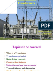 Design of Power Transformers