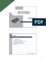 T1-Introducción a La Arquitectura de Computadores-Diseño, Coste y Rendimiento