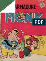 Ace Comics Monkeyshines Comics 14