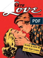 Ace Comics Complete Love Magazine 163 1952
