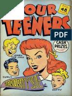 Ace Comics Four Teeners 01 1948