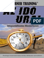 Az Idő Urai 2012 Borítóval