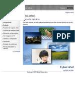 DSC H300 Cyber ShotUserGuide PT