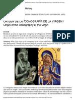 Origen de La Iconografia de La Virgen