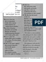 1994 Issue 8 - Reformed Prose, Dead Men and Disobedience - Counsel of Chalcedon