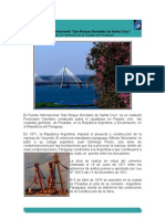 El Puente Internacional Posadas-Encarnación