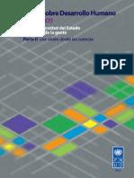 Informe Sobre Desarrollo Humano Perú 2009-Vol II
