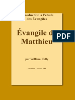 Evangile Selon Matthieu WK