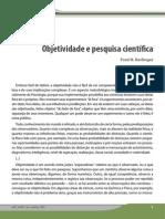 Mod 1 - Objetividade e Pesquisa Cientifica