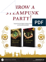 The Stoker & Holmes Guide to Throwing a Steampunk Party