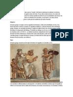 Historia Del Teatro Griego