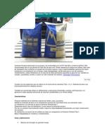 Cemento Portland Puzolanico Tipo IP MISHKI