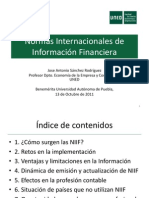 08 Estados Financieros Bajo Normas Internacionales de Información Financiera