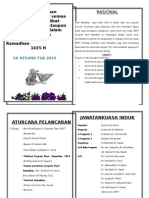 Buku Program Ihya Ramadhan 2014 1435 Perasmian (Syamimi)