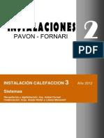 Ficha N-¦ 3 Calefacci+¦n - Sistemas