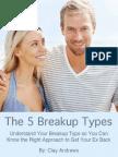 5+Breakup+Types