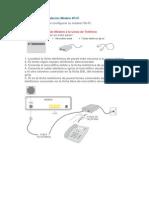 Guía Rápida de Instalación Módem Wi