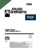 CATALOGODEPIEZASYBR125ED