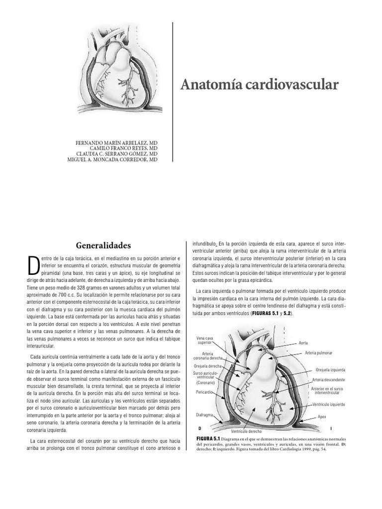 Libro de Anatomia y Fisiologia Cardiaca