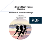 HASH House Harriers Song Sheet Book Update4