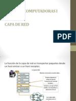 Capa de Red_Presentacion