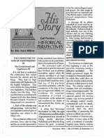 1995 Issue 5 - The Causes of the War of Independence Part 2, The Constitutional and Legal Issues Part 2 - Counsel of Chalcedon