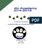 14-15 Complete Handbook