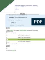 187311095 Evaluaciones Corregidas de Sistemas de Gestion Ambiental 2013 Faltan Act7y9