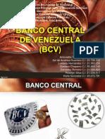 Banco Central de Venezuela Presentacion