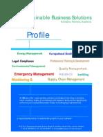 SBS Profile 2013